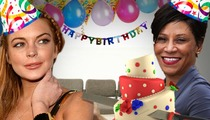 Lindsay Lohan -- BIG Birthday Plans ... With Her Lawyer