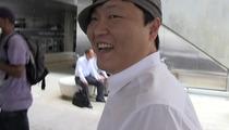 Psy -- Explains Bizarre Head-Up-Ass South Korean Kids Game
