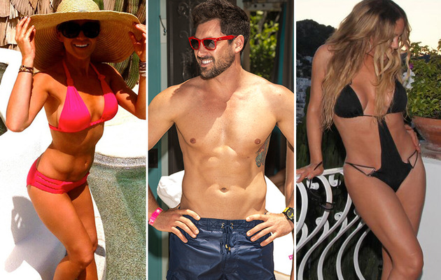 2013 Beach Bods -- Who's the Hottest of Them All?