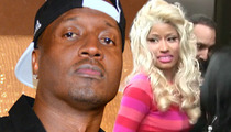 'Love & Hip Hop' Star -- Nicki Minaj Was Right ... I SUCK!!!