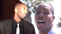 Kobe Bryant -- 1 Word for Dwight Howard ... Unfollowed