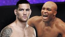 UFC 162 -- Anderson Silva KO'd By Chris Weidman