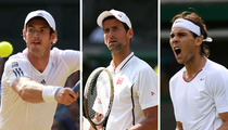 The Men & Women of Wimbledon ... Who'd You Rather?
