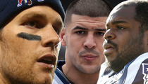 Aaron Hernandez Jersey Exhange -- Tom Brady NOT Most Requested Replacement
