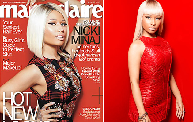 "Nicki Minaj Talks ""American Idol,"" Having Kids and Dating!"