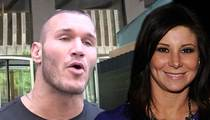 WWE Star Randy Orton -- DIVORCED ... He Gets Bentley & Guns