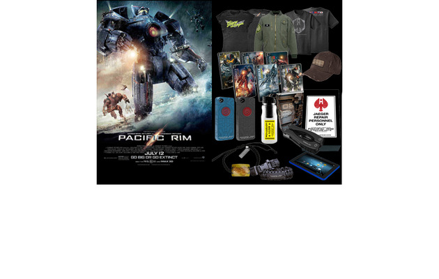 "You Could Win a ""Warner Bros. Pictures and Legendary Pictures Pacific Rim"" Prize Pack!"