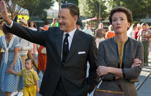 "Tom Hanks Shines as Walt Disney in ""Saving Mr. Banks"" Trailer!"