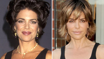 Lisa Rinna -- Good Genes or Good Docs?