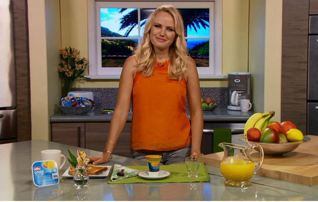 Malin Akerman Talks Baby Names, Getting Back In Shape!