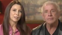 Ric Flair's Ex-Wife -- Arrest Warrant Issued for Harassing His Girlfriend