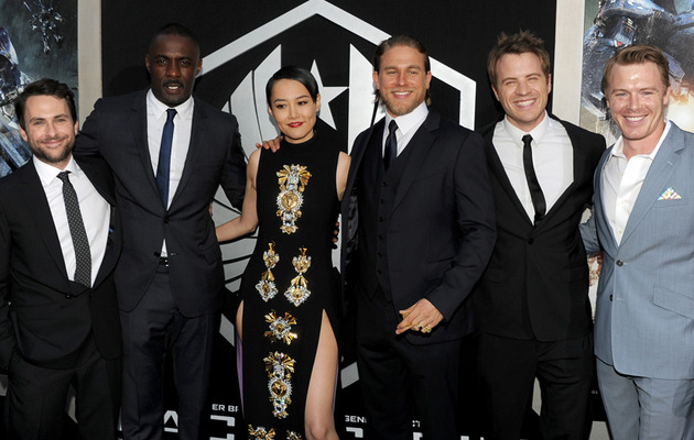 """Pacific Rim"" Stars Reveal Who They'd ""Drift"" With!"