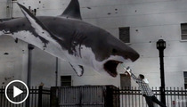 'Sharknado' -- TV Attack of Awesome Awfulness