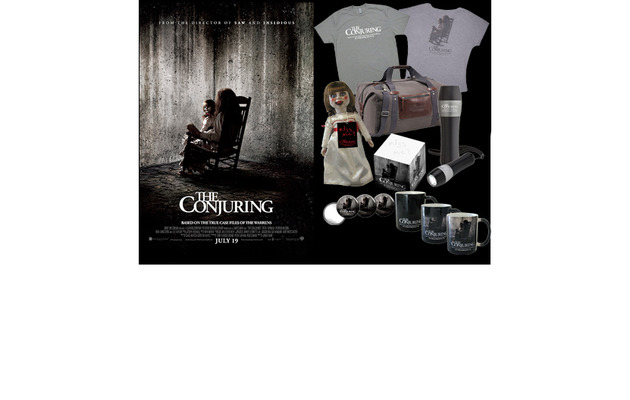 "You Can Win A ""The Conjuring"" Prize Pack!"