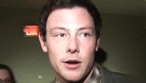 Cory Monteith -- 'Glee' Tried to Save Actor from Heroin Addiction