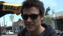 Cory Monteith Cremated -- Father 'Devastated'