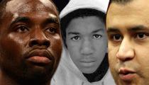 Trayvon Martin Verdict -- I'm Ashamed to Wear U.S. Flag ... Says Olympic Boxer
