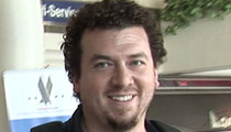 Danny McBride -- Rushed to ER ... After Roller Skating Fiasco During 'Eastbound & Down' Scene