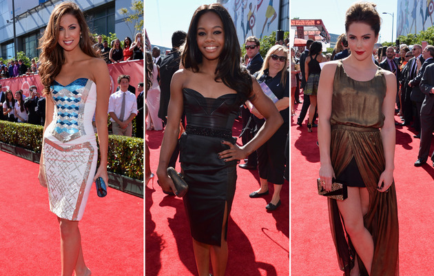 2013 ESPY Awards -- See All The Red Carpet Arrivals!
