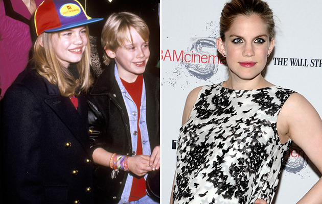 """""""My Girl"""" Star Anna Chlumsky Welcomes Daughter!"""