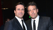 Jon Hamm vs. Ben Affleck -- Who'd You Rather?