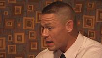 WWE Champ John Cena -- Girlfriend Pops Dreaded Question