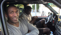 Metta World Peace -- I ALMOST Retired ... 'Cause I Wanted Mudslides On the Beach