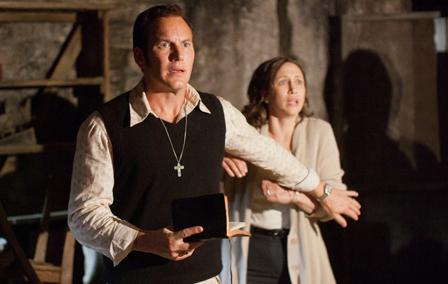 "Vera Farmiga Ready & Willing for Sequel to ""The Conjuring"""