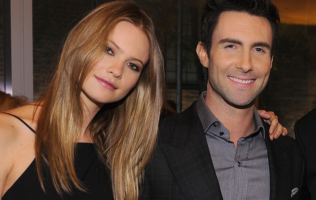 First Look: See Adam Levine's Fiancee Behati Prinsloo's Engagement Ring!