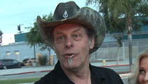 Motor City Madman Ted Nugent -- Bankrupt Detroit ... It's the Liberals' Fault!