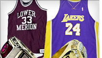 Kobe Bryant Auction -- Mom Makes a KILLING Hocking Kobe Memorabilia
