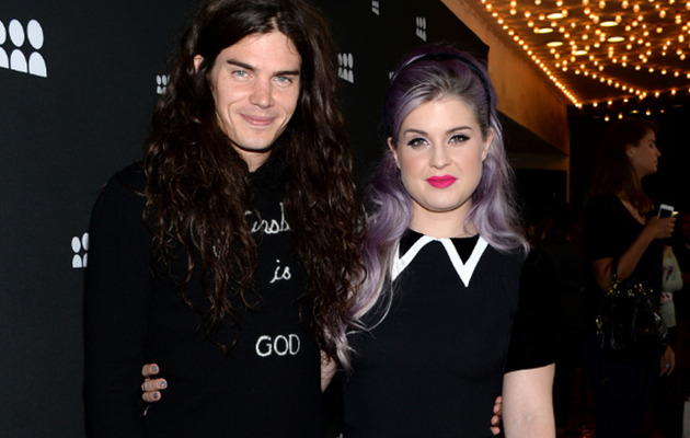 First Look: See Kelly Osbourne's Engagement Ring!