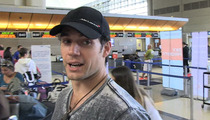 Henry Cavill -- Is ZimmerMan a SuperMan after Car Rescue??
