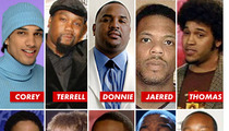 'American Idol' -- 10 Black Ex-Contestants Sue Over Racism Allegations ... We EACH Want $25 Million