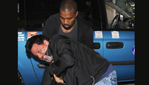 Kanye West -- Will NOT Be Prosecuted for Paparazzi Attack