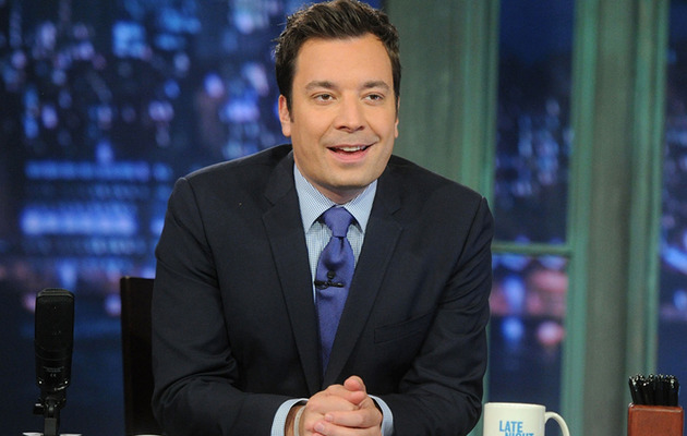 Jimmy Fallon Reveals Newborn Daughter's Name In Cutest Monologue Ever