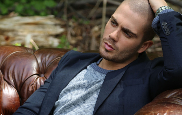 Most Wanted: Max George in Sexy Fashion Shoot!