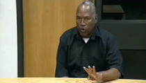 O.J.  Simpson to Parole Board -- I'm the Mother Teresa of Prison
