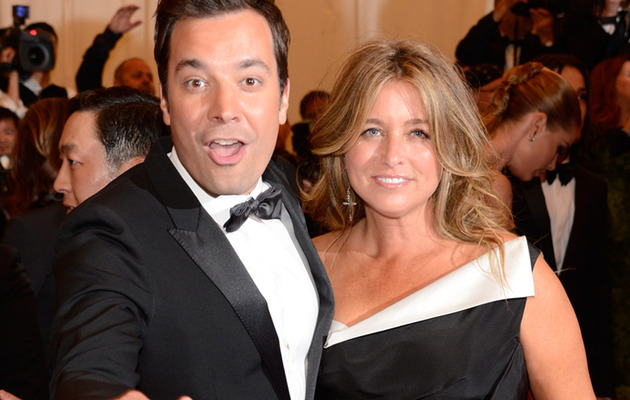 Jimmy Fallon Shares First Photos of Newborn Baby Winnie Rose