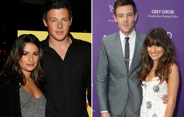 Lea Michele Posts First Tweet Since Cory Monteith's Death