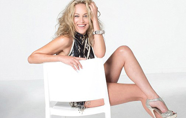"""Sharon Stone Talks Aging in Hollywood with Sexy """"New You"""" Shoot!"""