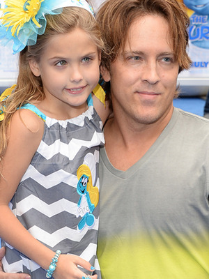 "Dannielynn Birkhead Looks So Big at ""The Smurfs 2"" Premiere!"