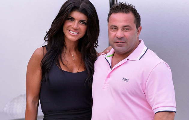 Teresa, Giudice Joe Giudice Charged With Fraud