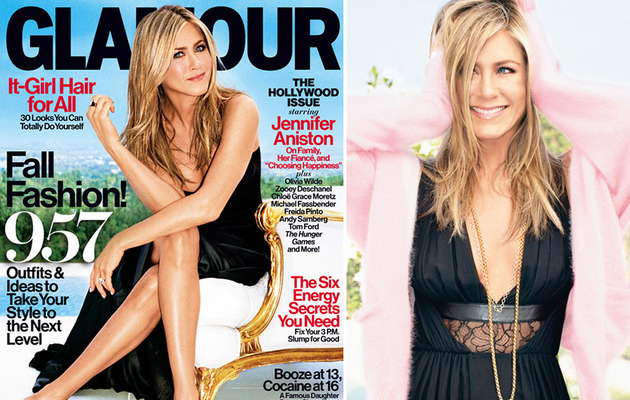 Jennifer Aniston Talks Needing Therapy & Her Maternal Instincts!
