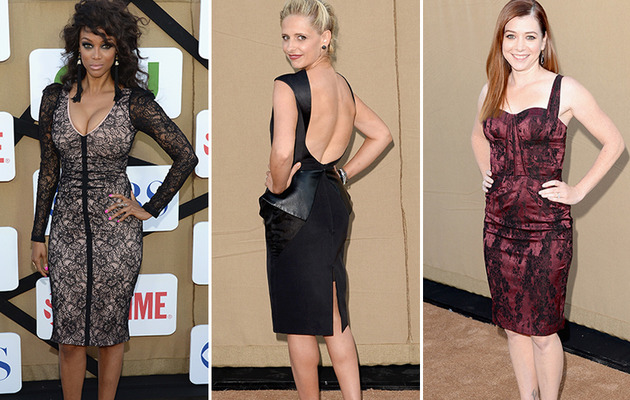 See Tyra Banks' Wild Red Carpet Look -- What Was She Thinking?