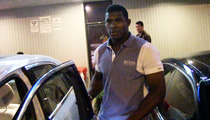 Yasiel Puig -- Fends Off Bad Spanish to Get Taste of Cuba in Hollywood