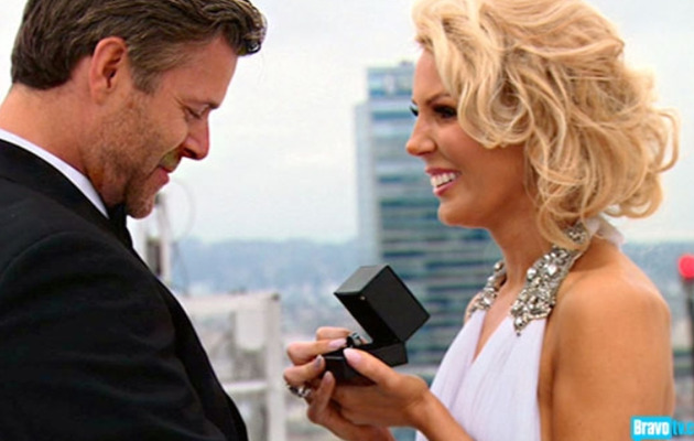 Video: Watch Gretchen Rossi Propose to Slade Smiley & Hear Her Song!