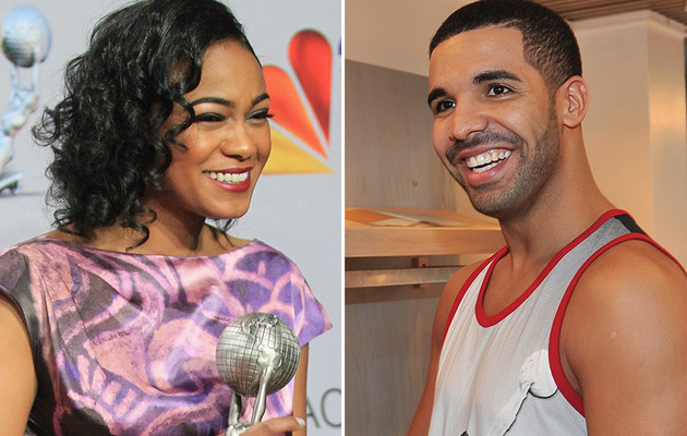 Tatyana Ali Clears Up Drake One-Night Stand Rumors!