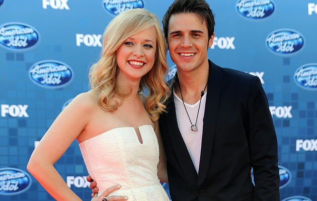 """American Idol"" Winner Kris Allen Welcomes Baby Boy!"