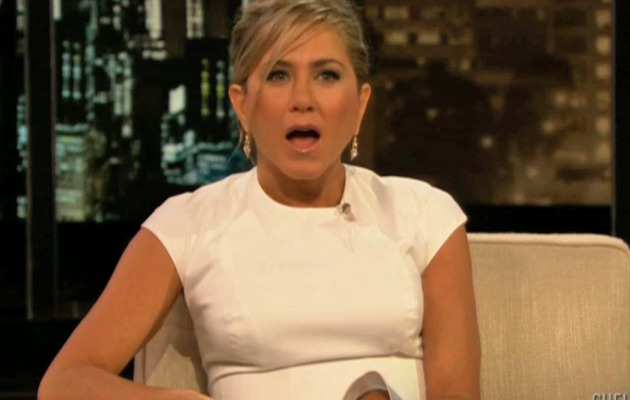 Jennifer Aniston Disses Katie Couric, Talks Tabloid Rumors